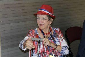 Betty Eewarts Foto:David Cordero. Imagen Por: