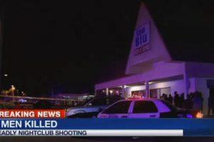 LA escena del tiroteo Foto:AP. Imagen Por: