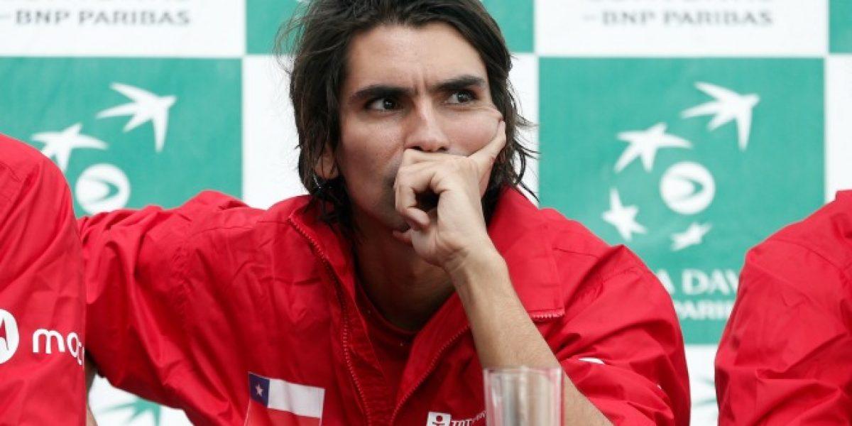 El campeón Julio Peralta trepó 11 puestos en el ranking ATP de dobles