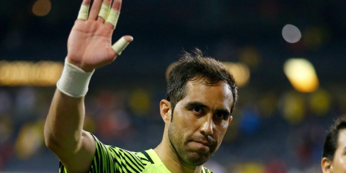 En España especulan con Bravo: seguiría en el Barcelona pero sin la titularidad en la Liga