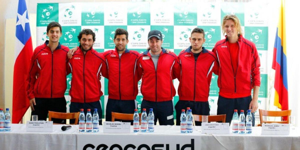 La molestia de los tenistas chilenos tras Copa Davis: