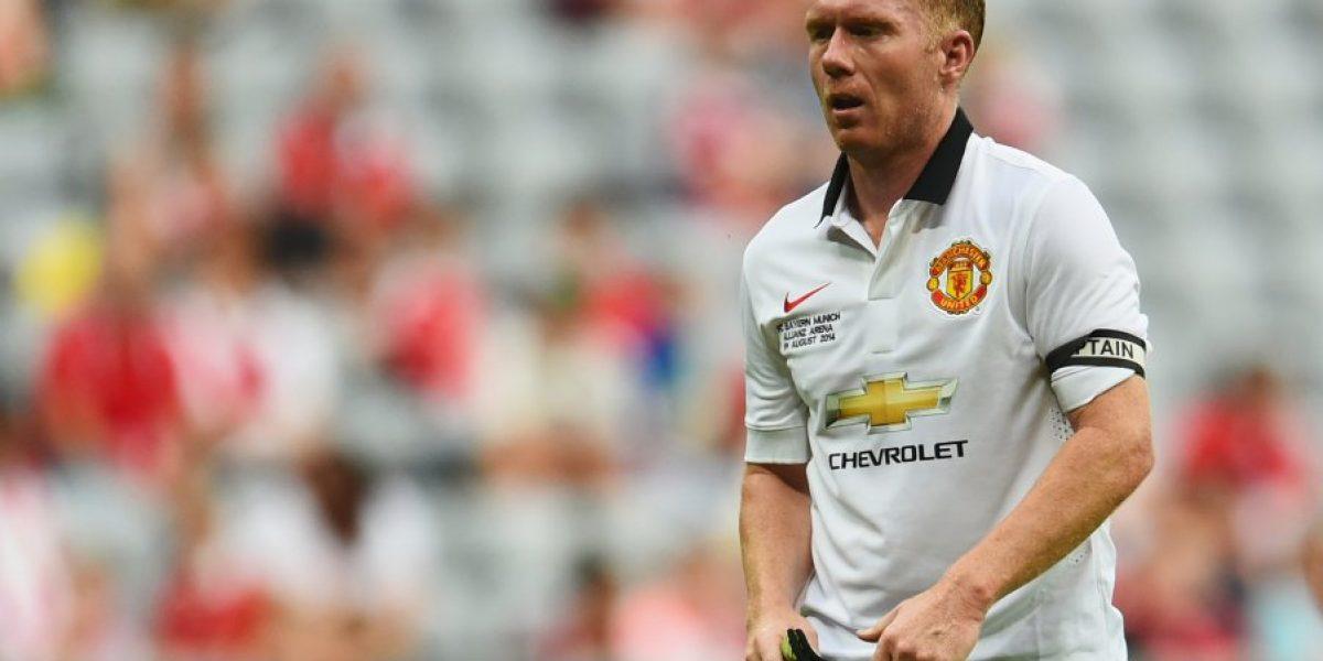 Paul Scholes criticó el alto precio que quiere pagar el United por Paul Pogba