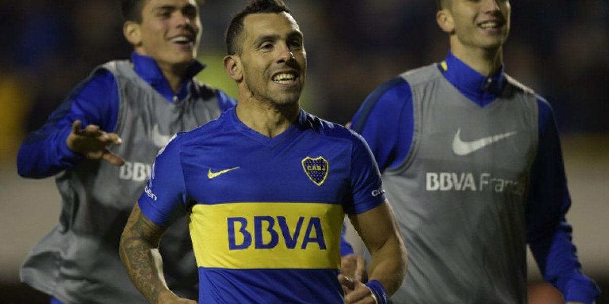 La ingeniosa broma de Carlos Tevez que asustó a todo Boca Juniors