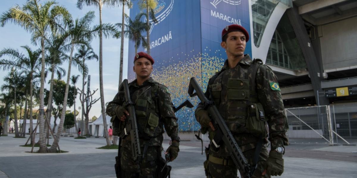 Río 2016: A 10 días de los JJ.OO policia brasileña detuvo a nuevo sospechoso de terrorismo