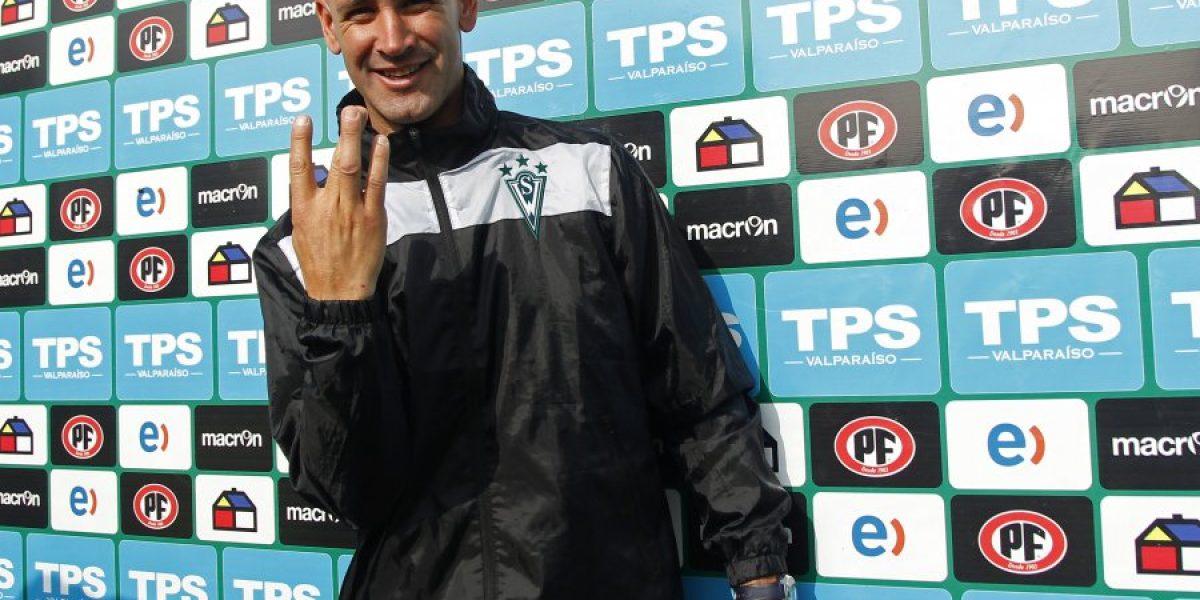 La extraña confesión del técnico de Wanderers: