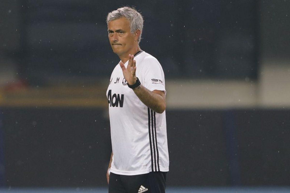 Mourinho y Guardiola se iban a reencontrar en el primer clásico de Manchester de la temporada Foto:Getty Images. Imagen Por:
