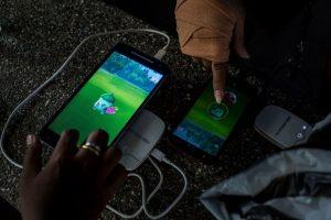 Llegarán los Centros Pokémon. Aún no se sabe exactamente cómo funcionarán, pero se sabe que algunas poképaradas podrán cambiar a Centros. Foto:Getty Images. Imagen Por: