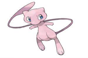 1.- Mew, el creador de todos los pokémon. Foto:Pokémon. Imagen Por: