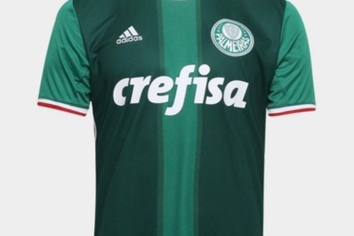 7.- Palmeiras-Brasil (270.000). Imagen Por: