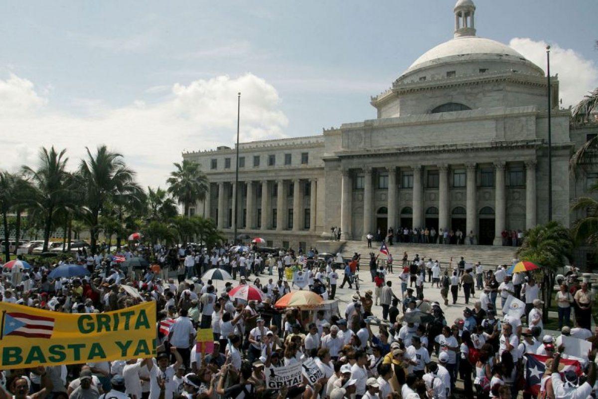 La Convención Nacional Demócrata está por comenzar y tiene buenas noticias para Puerto Rico. Foto:Getty Images. Imagen Por: