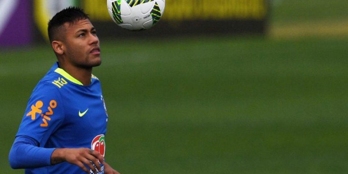 Rio 2016: Neymar se enojó y encaró a periodista brasileño