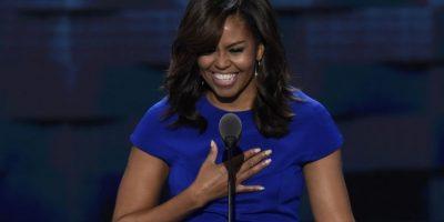 Michelle Obama conmueve a Convención Demócrata con apasionante discurso