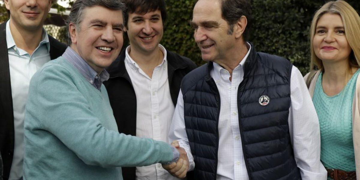 UDI anuncia sorpresiva candidatura de Joaquín Lavín en Las Condes