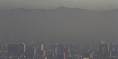 Intendencia decreta alerta ambiental para este martes en Santiago