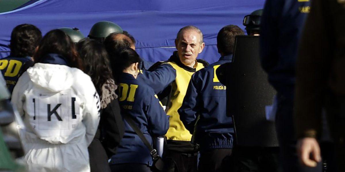 Juez Carroza por reconstitución de escena por muerte de Miguel Enríquez: