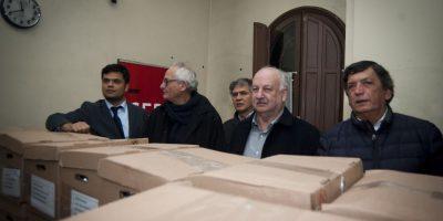 Elecciones municipales: Nueva Mayoría inscribió tres pactos para concejales