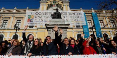 U. de Chile inicia proceso de discusión para propuestas a la reforma de educación superior