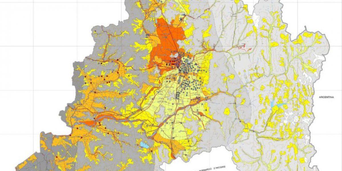 Revelan las áreas de riesgo en Santiago ante emergencias por desastres naturales