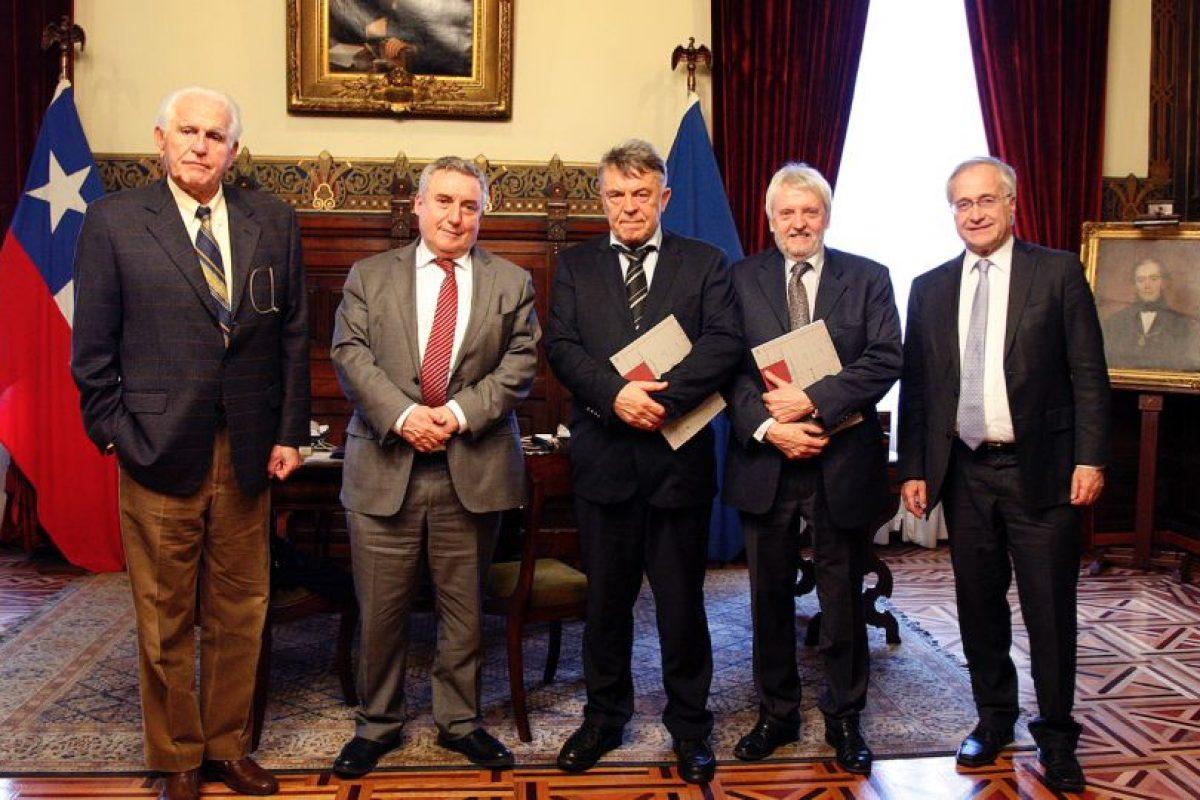 Foto:Gentileza Felipe Poga. prensa U. de Chile. Imagen Por: