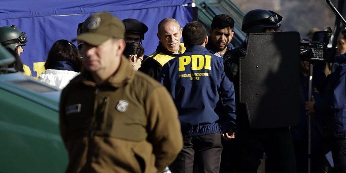Realizan reconstitución de escena para dilucidar cómo murió Miguel Enríquez