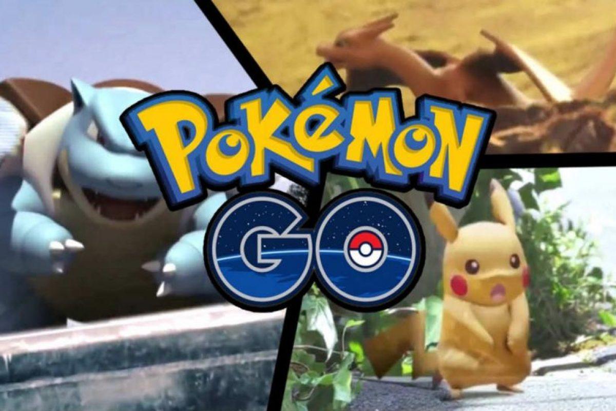 Pokémon Go aún no ha sido liberado oficialmente en América Latina. Foto:Pokémon. Imagen Por: