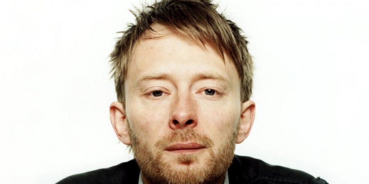Vocalista de Radiohead es el