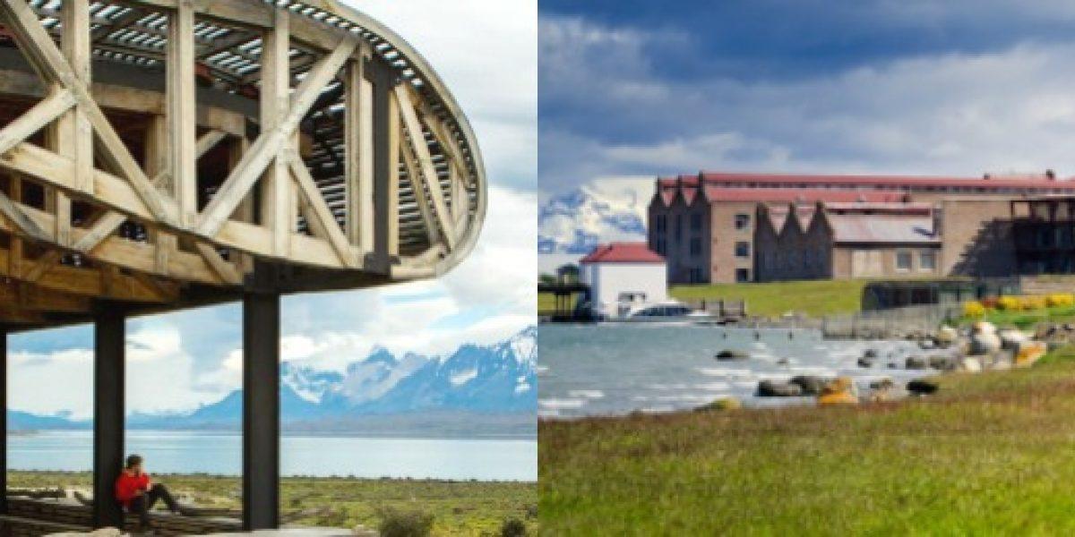 Estos dos hoteles chilenos están entre los cinco mejores de Sudamérica