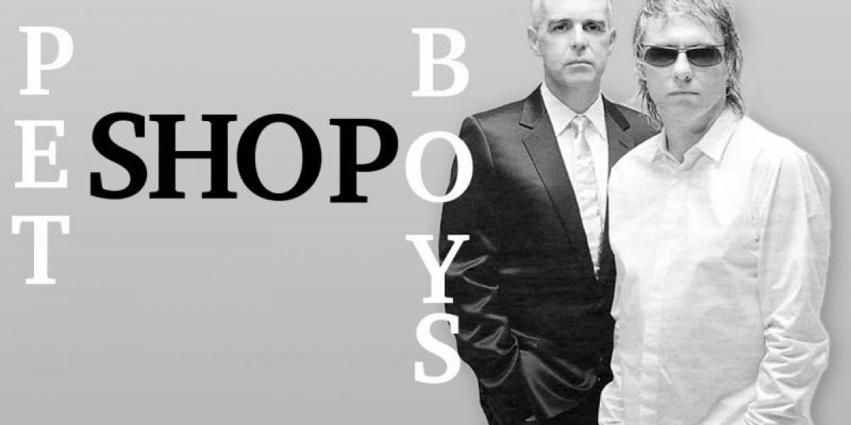 Pet Shop Boys regresa en octubre a nuestro país