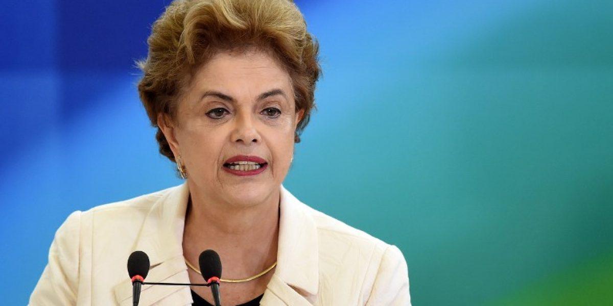 Otro golpe a Río 2016: Rousseff y Lula no estarán en la apertura de los JJ.OO.