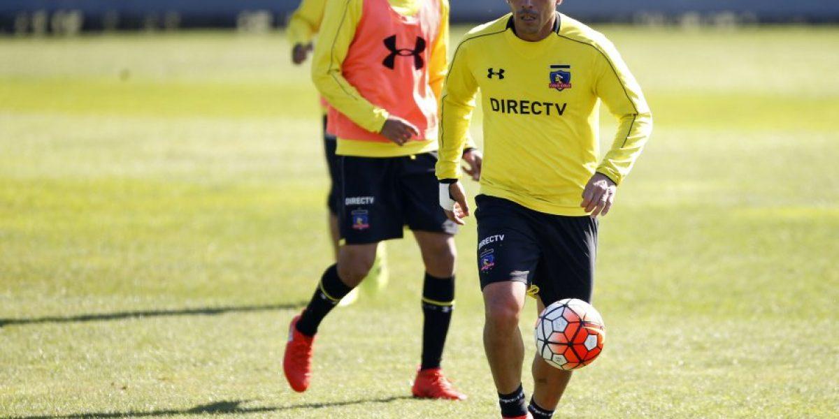 Salir jugando, retos y cambios: Pablo Guede sigue probando fórmulas en Colo Colo