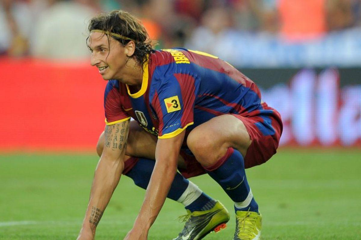 Barcelona pagó una cifra de 69,5 millones para quedarse con sus servicios en 2009. Foto:Getty Images. Imagen Por: