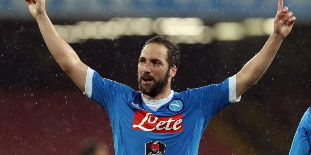 Juventus oficializa a Higuaín y es el fichaje más caro de Italia