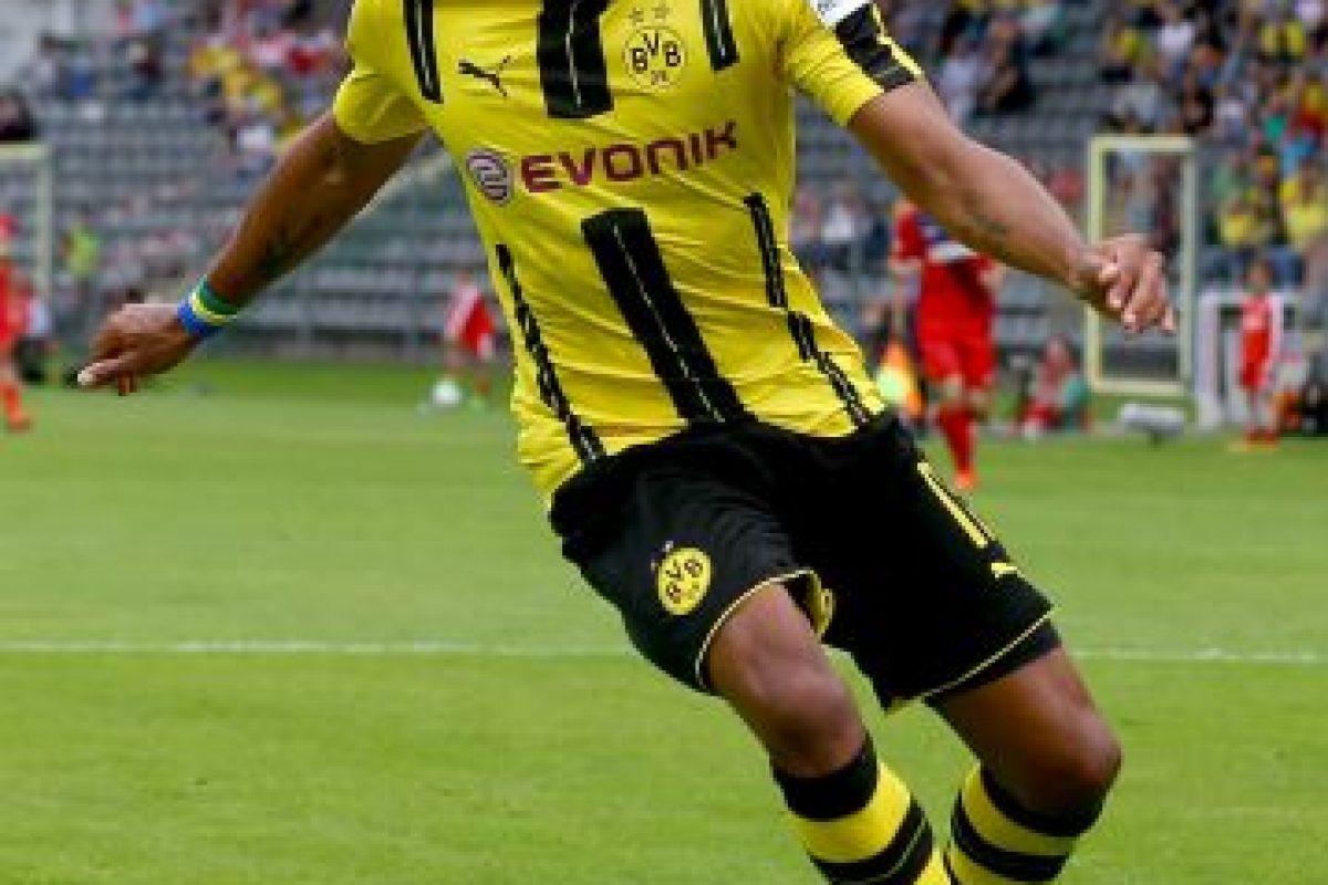 Es uno de los delanteros más cotizados de la Bundesliga Foto:Getty Images. Imagen Por: