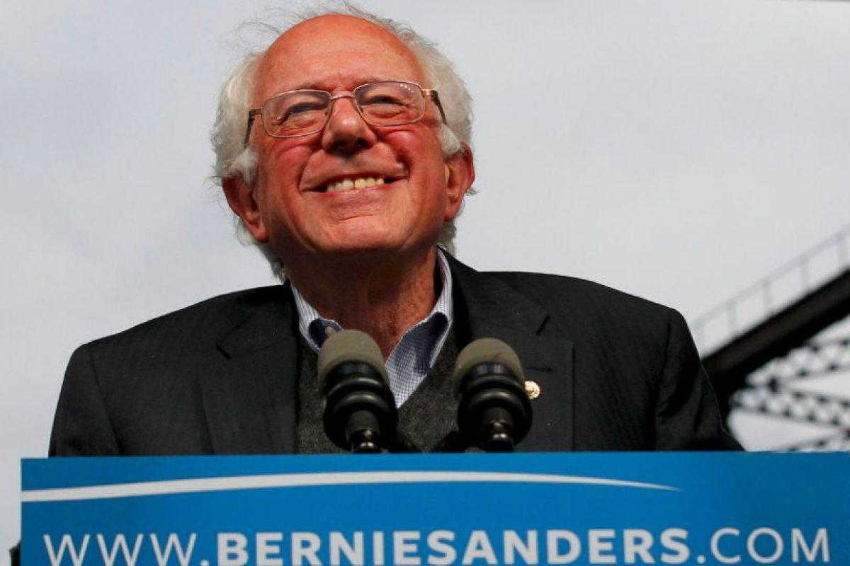 Senador Bernie Sanders. Foto:Getty Images. Imagen Por: