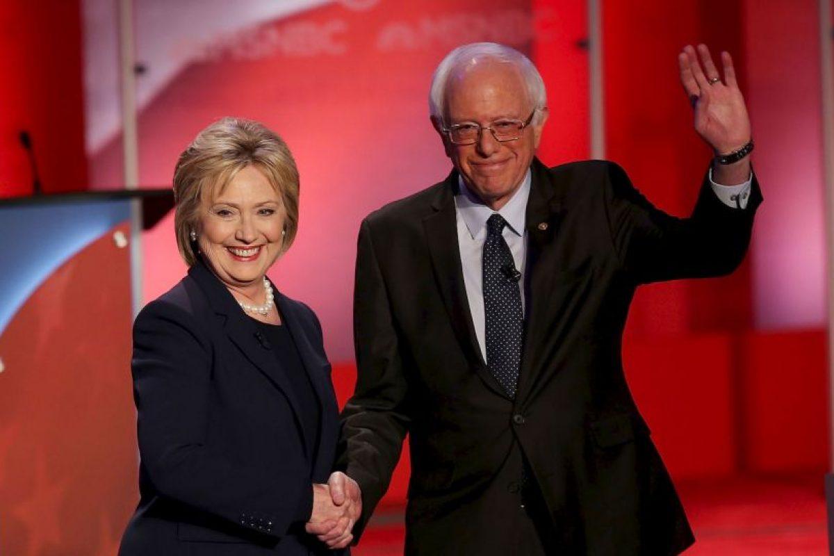 Los votos que favorecieron a Sanders en las primarias son esenciales para lograr una victoria frente al candidato republicano, Donald Trump. Foto:Getty Images. Imagen Por: