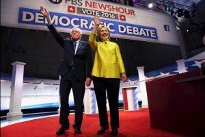 Hillary Clinton es la virtual candidata a la presidencia de Estados Unidos. Foto:Getty Images. Imagen Por: