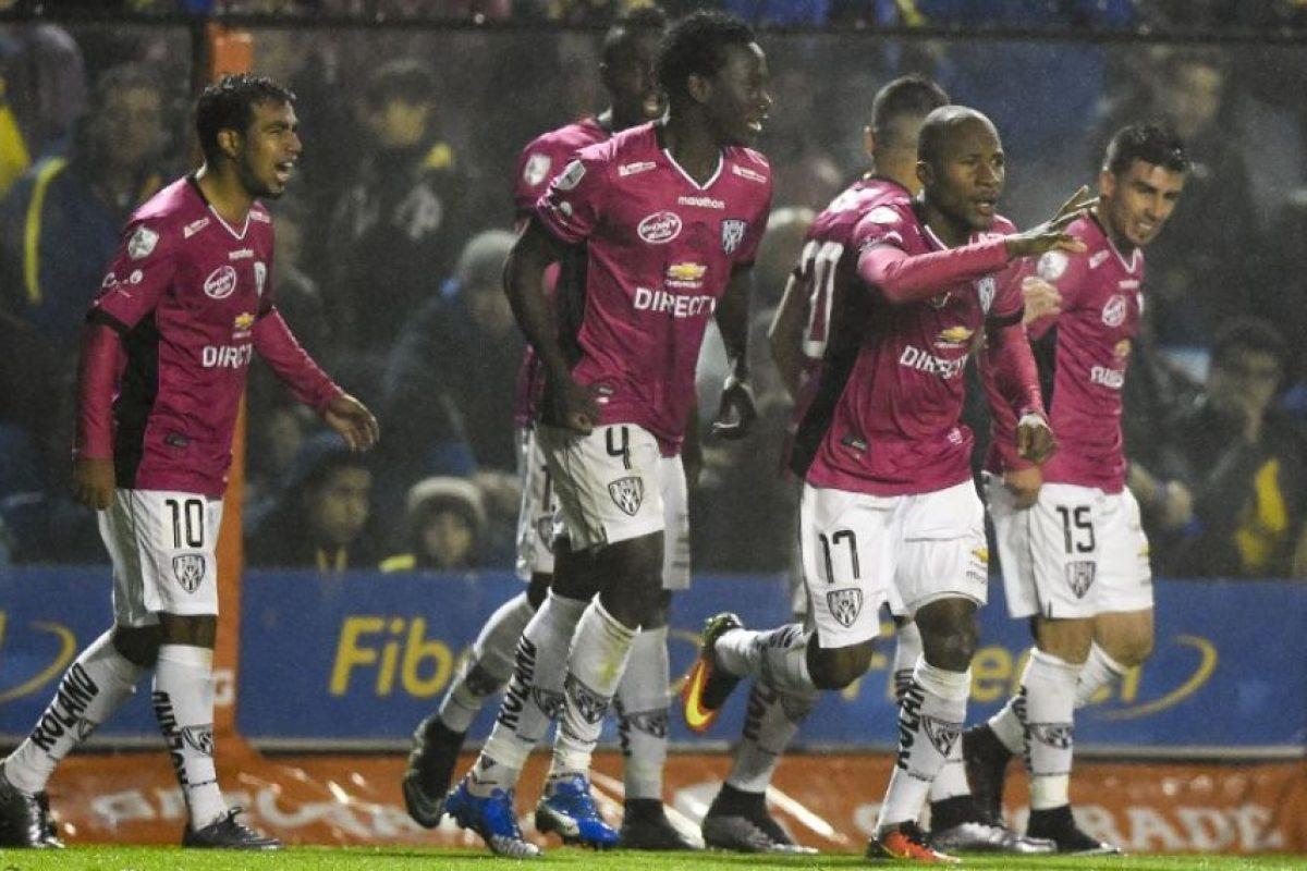 Los ecuatorianos están debutando en la final del torneo Foto:AFP. Imagen Por: