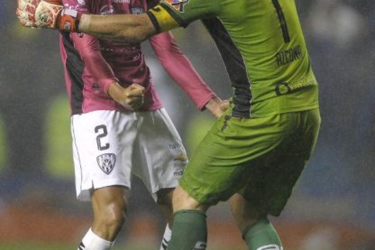 Los ecuatorianos lograron un empate sobre la hora ante los colombianos. Ahora buscarán sorprender en tierras cafetaleras Foto:AFP. Imagen Por: