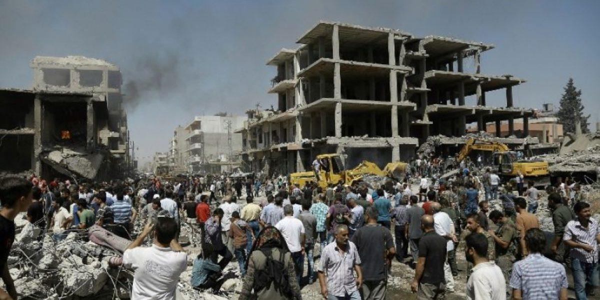 Al menos 44 muertos en un atentado en Siria reivindicado por el Estado Islámico