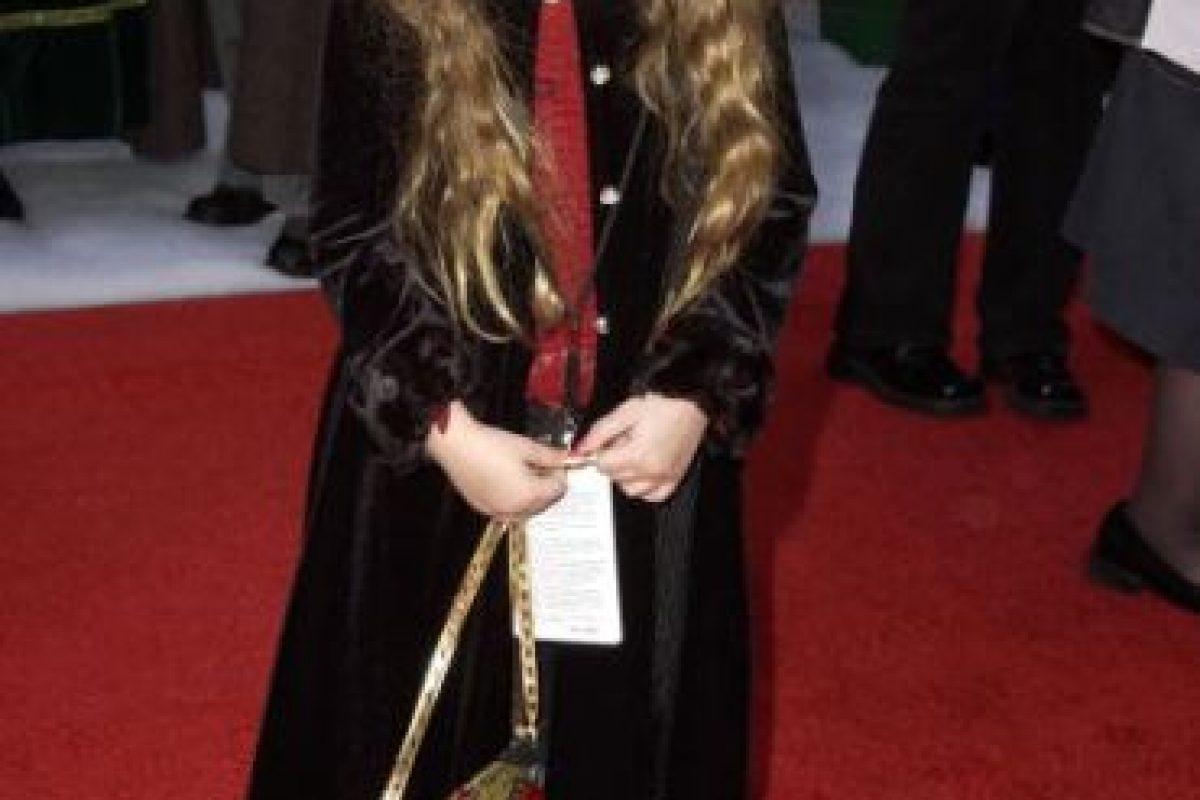"""Ya había saltado a la fama en 2002, con """"Señales"""". Foto:vía Getty Images. Imagen Por:"""