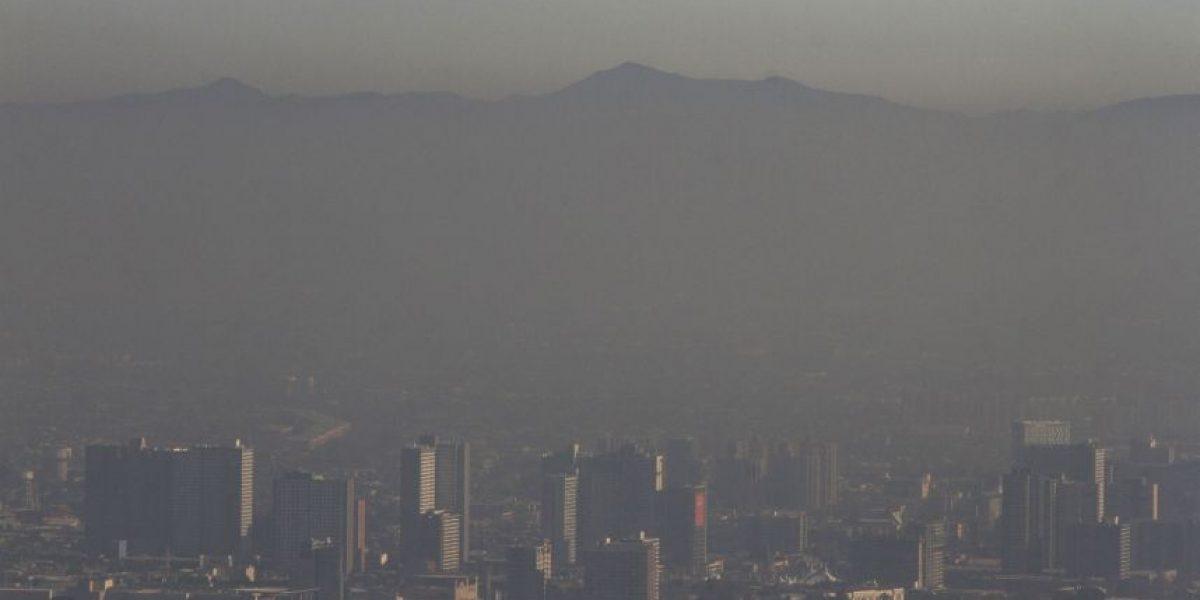 Intendencia decretó otra alerta ambiental para este miércoles en Santiago