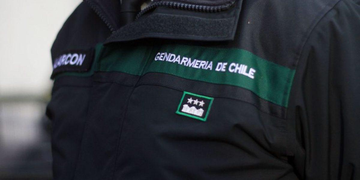 Funcionario removido por pensiones en Gendarmería: