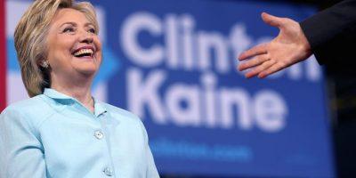 Hillary Clinton es oficialmente la candidata demócrata a la presidencia de Estados Unidos