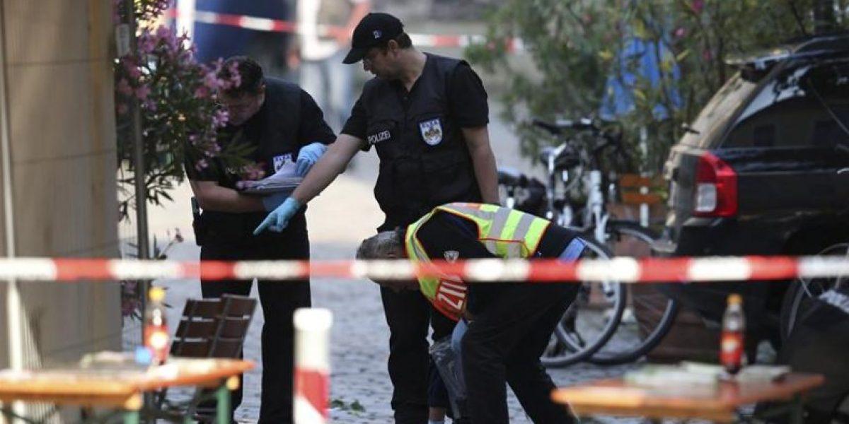 Alemania: registran explosión cerca de oficina de migración en Nuremberg