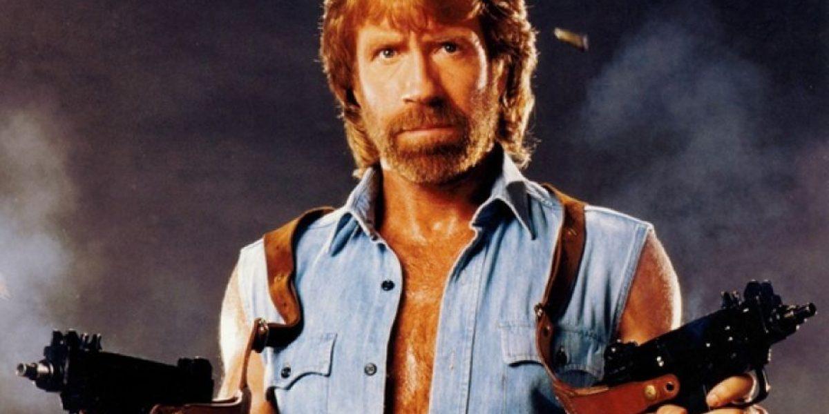 Chuck Norris votará por Donald Trump en noviembre