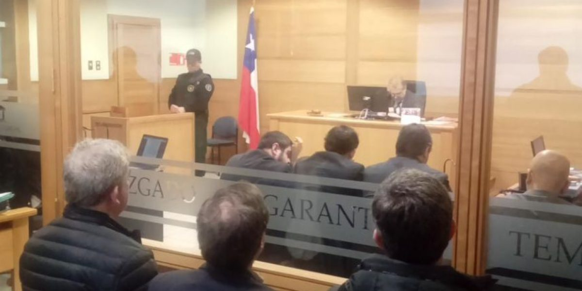 Caso Luchsinger-Mackay: tribunal confirma prisión preventiva para Sergio Catrilaf