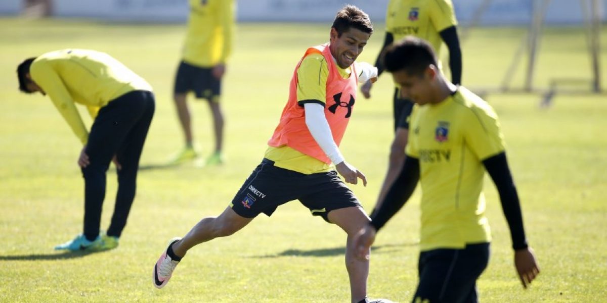 Problema para Guede: Ramón Fernández no podrá participar en el debut de Colo Colo en el torneo
