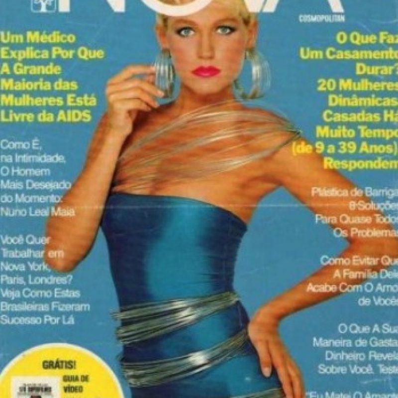 . Imagen Por: Vía xuxa.com.br