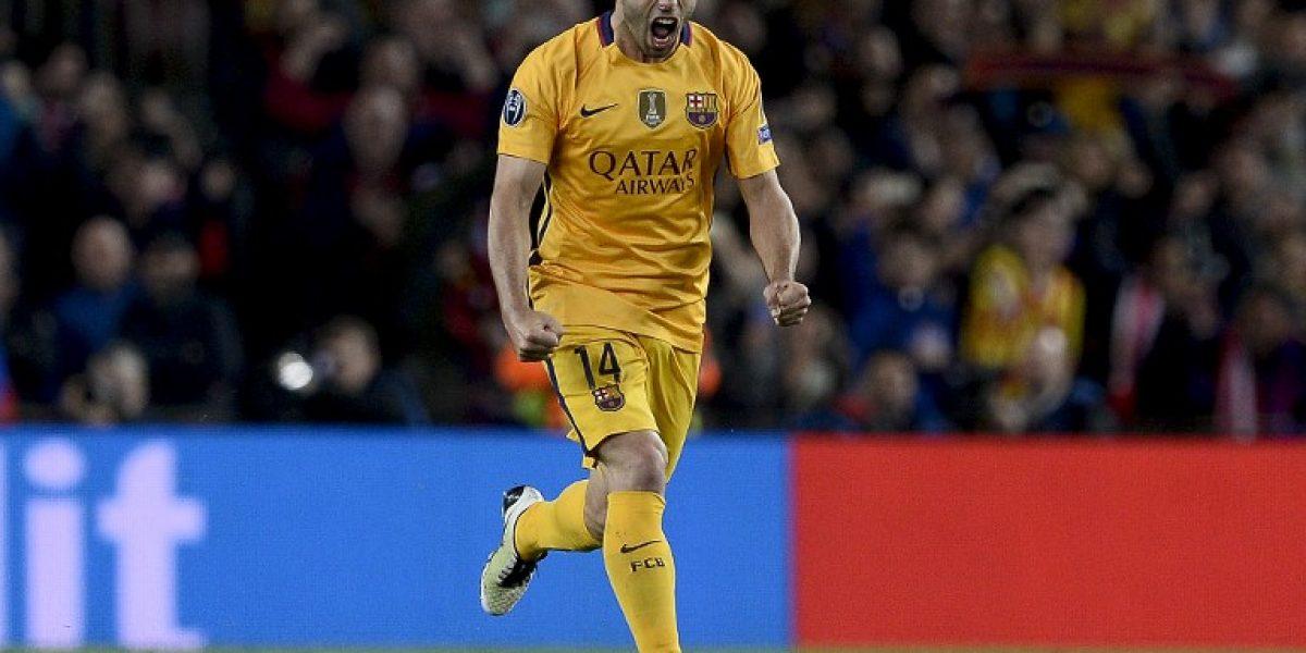 El jefe no se mueve: Javier Mascherano renovó hasta 2019 en Barcelona