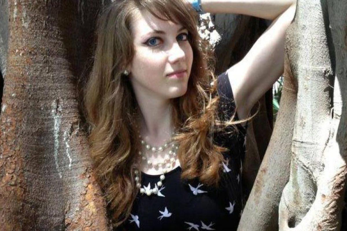 Mary Beth Haglin, de 24 años Foto:Facebook: Mary Beth Haglin. Imagen Por: